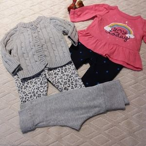 Bundle- Tots 5th avenue, H&M, JF